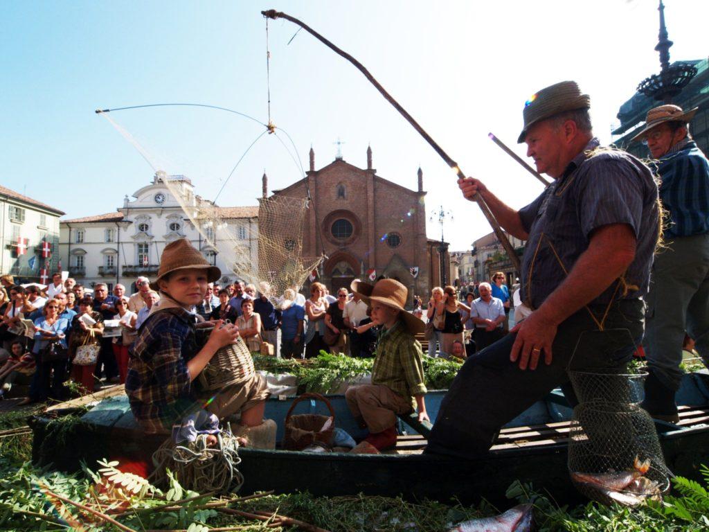 Festival delle Sagre, la sfilata storica