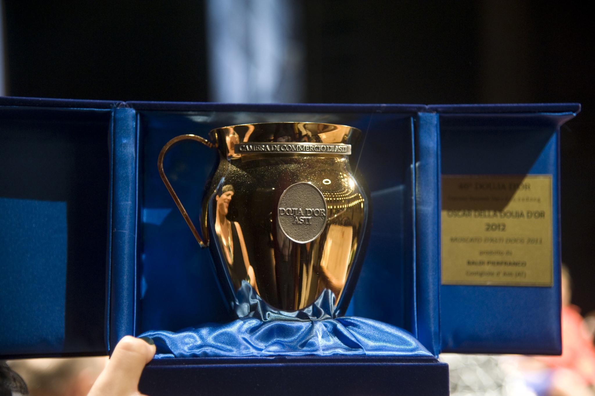 La Douja d'Or, Oscar dei vini italiani