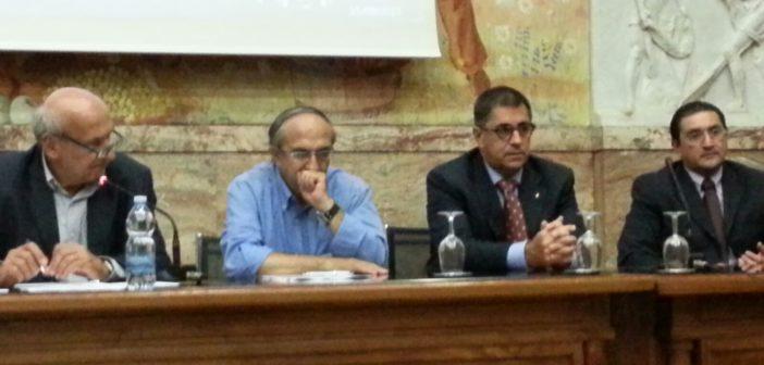 Don Deiana e il Presidente Goria