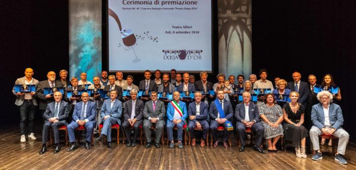Foto premiazione Teatro Alfieri