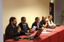 Goria e Devecchi al tavolo relatori