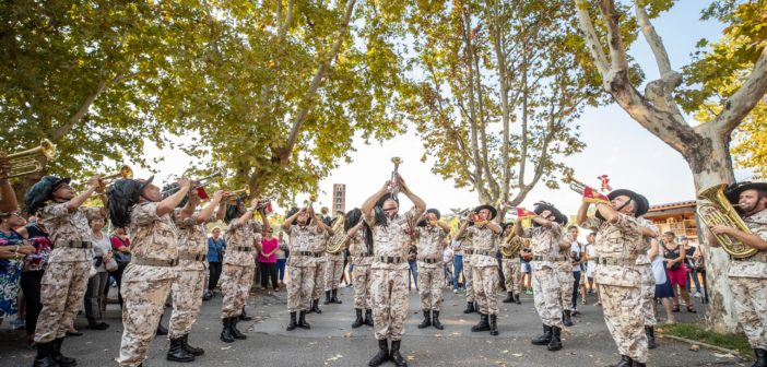 Foto inaugurazione festival delle Sagre